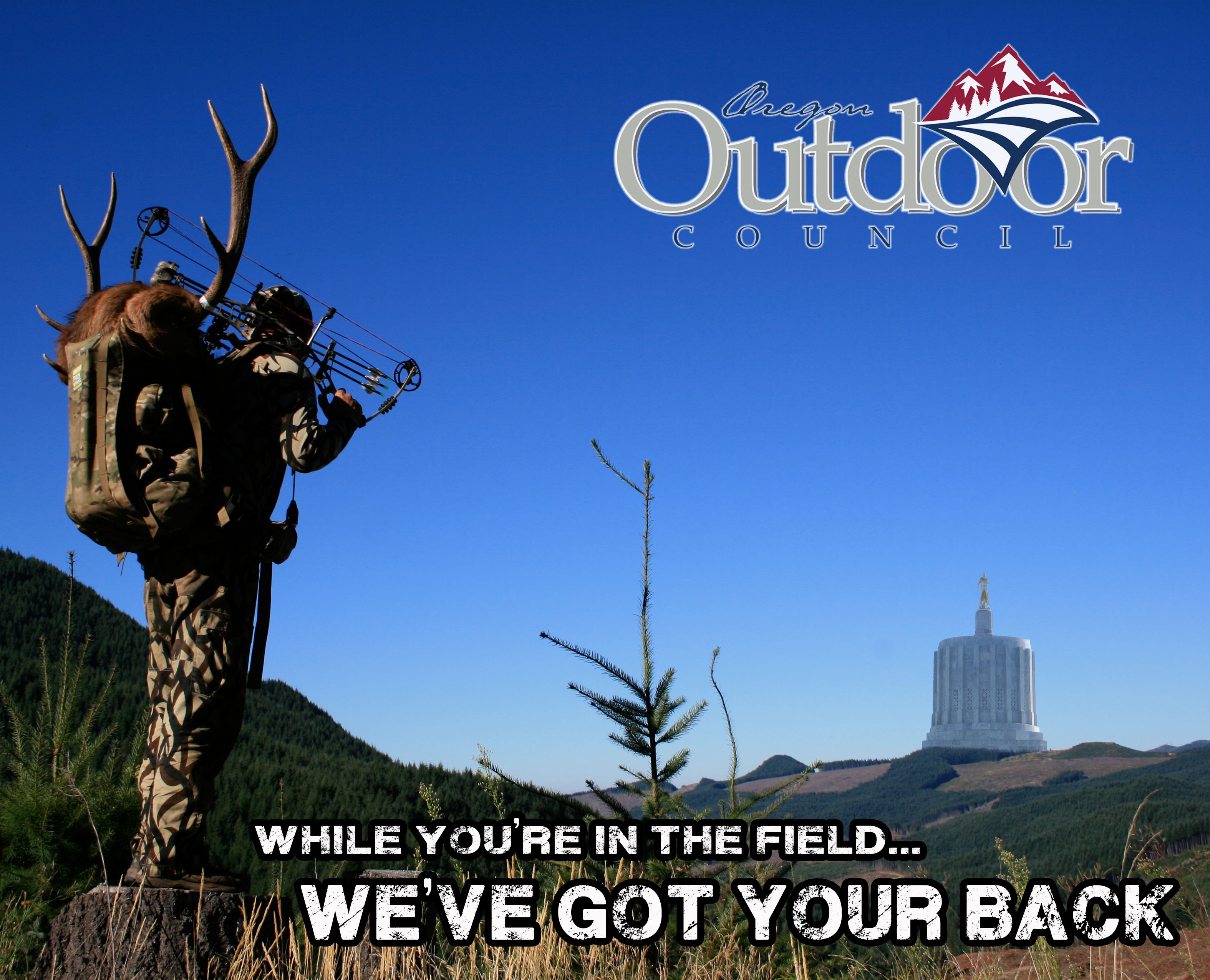 Oregon Outdoor Council Has Your Back