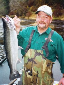 Stan Steele Oregon Outdoor Council