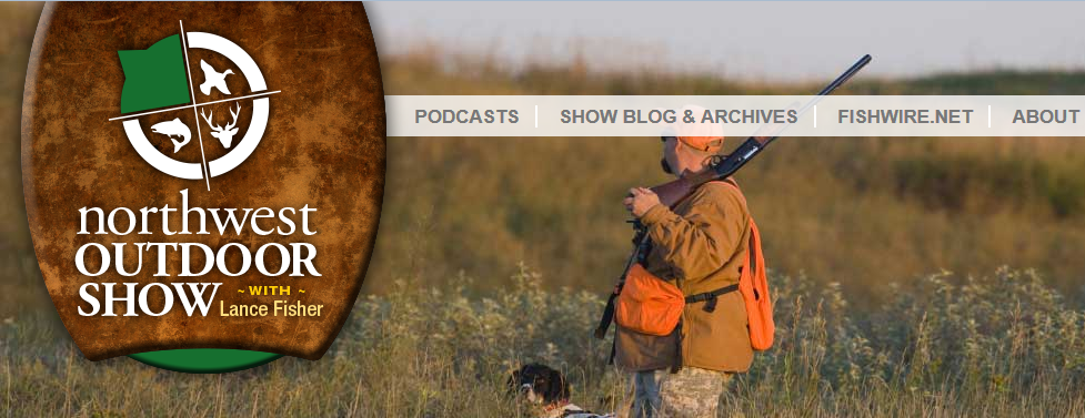 Northwest Outdoor Show with Lance Fisher chats Politics and Predators with Dominic Aiello