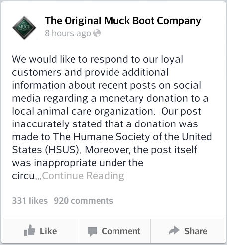 The Original Muck Boot 1