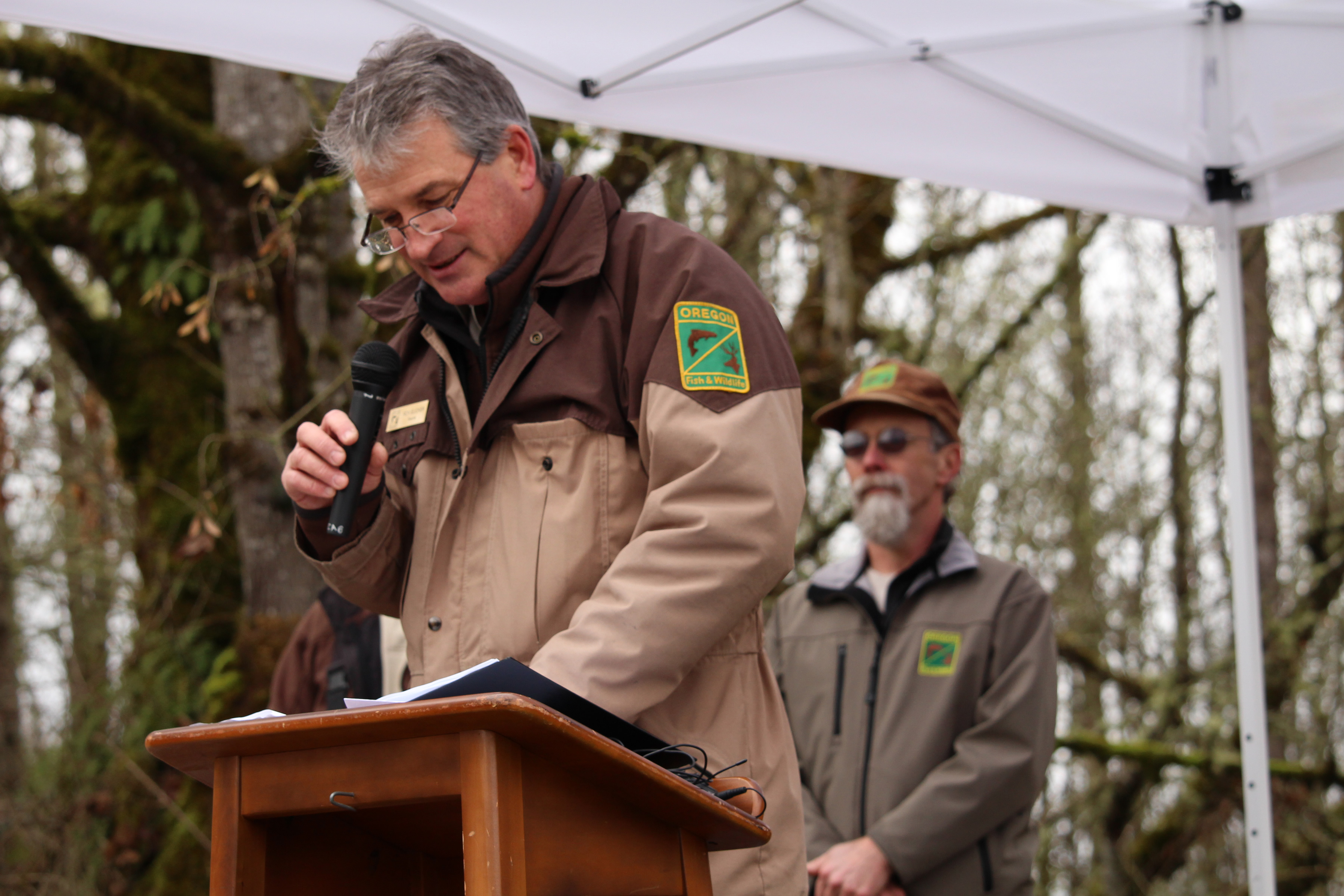 Roy elicker oregon department of fish and wildlife for Oregon fish and wildlife